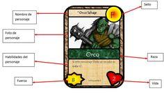 Enseñando y evaluando a través de la literatura fantástica y los juegos de cartas
