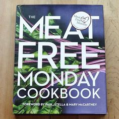The Meat Free Monday Cookbook New Cookbook