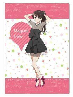 Megumi - Saekano <3