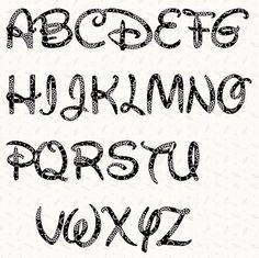 Free Online Alphabet Templates | stencils free printable ...