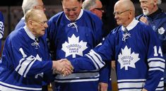 The fence has finally been mended between the Maple Leafs and their biggest legend. Dave Keon is ending his decades-long exile by agreeing to be part of the next group of players honoured on 'Legends Row. Vintage Comic Books, Vintage Comics, Maple Leafs Hockey, Star Wars, Hockey Games, Sports Figures, Toronto Maple Leafs, Team Photos, Nhl