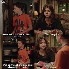 Season 2 Episode Jude and Callie The Fosters Jude, The Fosters Season 2, Play Quotes, Tv Show Quotes, Movie Quotes, Make A Family, Abc Family, Best Tv Shows, Favorite Tv Shows