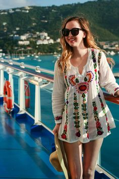 A DAY AT SEA #TBT | SideSmile Style | Bloglovin'