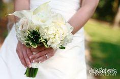 Start planning your Tennessee wedding here. Wedding Notes, Wedding Ideas, Hand Tied Bouquet, White Wedding Flowers, Calla Lily, Wedding Pictures, Wedding Bouquets, Floral Design, White Hydrangeas