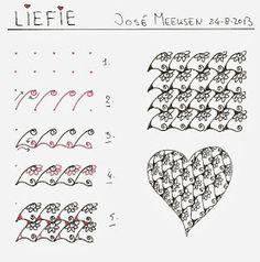 JoozArt: LIEFIE...make your own decorative heart