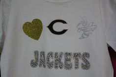 Customized spirit Shirts!