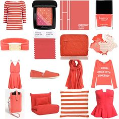 """""""Colors: Cayenne"""" on Polyvore"""