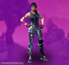 Sparkle Specialist Outfit in Fortnite Battle Royale.