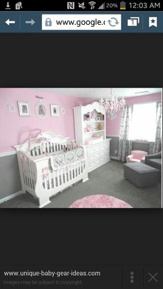 Madison's room. Dresser looks like my old one as a little girl