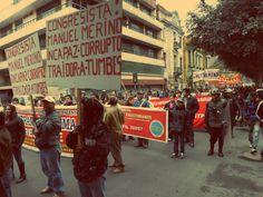 Todos tenían un mensaje claro: no a la corrupción [Foto: Candy Castro / Spacio Libre]