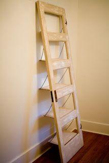 Woodmaster Woodworks, Inc.: DIY Shelf from Old Doors