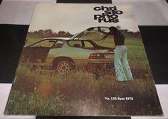 CHRISTOPHORUS PORSCHE MAGAZINE NO 135 JUNE 1978 MONTE CARLO RALLY 911 3.0 928 Porsche Factory, Monte Carlo Rally, Patron Saints, Old Things, June, Magazine, Friends, Painting, Amigos