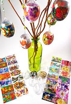Zauberfolien Schrumpfbanderolen Ostereier Bastelset Nr. 6, Zauberfolien, transparenten Eiern und Aufhängern Hobby Welt kreativ http://www.amazon.de/dp/B01CLEL5FG/ref=cm_sw_r_pi_dp_8Ed3wb1N9Q0ZD