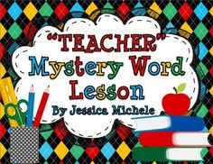 This {FREE} lesson contains all the materials you will need to implement one Mystery Word lesson in your classroom in the small or whole group setting with very little prep work!