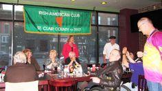 The Irish American Club of St. Clair County at Lynch's.  #lynchsirishtavern #porthuron #irish