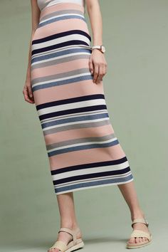 Shop the Valentina Ribbed Midi Skirt and more Anthropologie at Anthropologie today. Read customer reviews, discover product details and more.