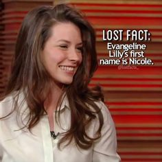 """i can't picture her as """"nicole lilly"""" #lost #losttv #lostabc #lostshow…"""