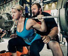 Strength training- Molly Galbraith