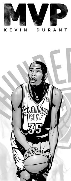 MVP series Kevin Durant by Bongkey