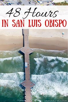 San Luis Obispo Travel Guide #spon #AmazonDestinations