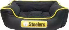 Pittsburgh Steelers Pet Bed