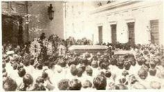 Funeral del charras Erick Novelo