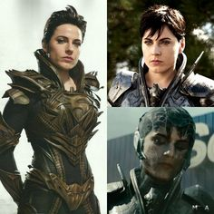 Faora from Man of Steel. Easily the highlight of the movie for me.