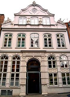 Buddenbrookhaus in Lübeck Wonderful Places, Beautiful Places, Baltic Sea, Central Europe, 14th Century, Germany Travel, Places Ive Been, Travel Destinations, Around The Worlds