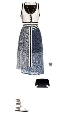 vb by clue on Polyvore featuring polyvore fashion style Dolce&Gabbana Preen Isabel Marant House of Harlow 1960 Balenciaga clothing