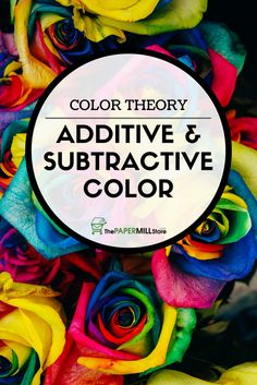 Explore the science of color and learn the differences between additive and subtractive color in the next installment of our Color Theory blog series!  Keep reading on #ThePaper.