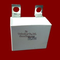 EACO 1.5UF 1200VDC STM P = 37.5 ~ 40MM Non-inductive absorption capacitor