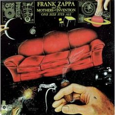 """Frank Zappa """"One Size Fits All"""""""