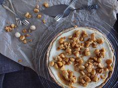 Es gibt nicht oft einen Kuchen, den ich öfters hintereinander backe, aber der Ricotta-Käsekuchen mit Karamel-Macadamia-Nüssen gehörtDEFINITIV dazu! Ich kann gar nicht aufhören davon zu schwärmen&#…