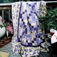Lilac Lane Quilt Quilting ePattern