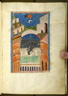 De balneis Puteolanis, MS G.74 fol. 27r - Images from Medieval and Renaissance Manuscripts - The Morgan Library & Museum