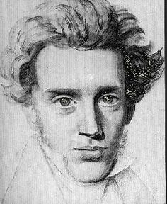 Ah, Soren Kierkegaard, the Vincent Van Gogh of philosophy; worse than neglected genius; dreamed, loved, wrote and wrote. Died early yet still alive.