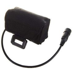 4400mAh External Battery Pack with Pouch for Bike Lights