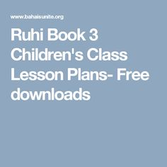 Ruhi Book 8 Unit 2