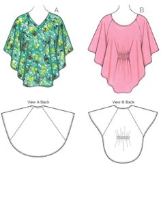 liza jane sews: Four *New Tops
