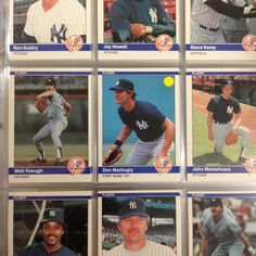I have a 1984 Fleer Baseball Set in stock.  The set is in pages and a binder. $50 for the set.  If you want to barter then I want you to give me an amazing pitch as to why I should give you the set for less.  I will listen.  When I started dreaming in the late 1980s of owning every Topps Donruss and Fleer Set in the 80s the 1984 Fleer Set was one of my most desired sets to have.  I've always liked simple looking cards with a white border.  The 84 Fleer George Brett card was one of the first…