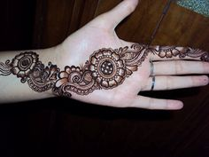 50 Latest Mehndi Designs 2017 With Pictures