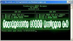 TrueAncestor Eboot Resigner es un software basado en Scetool lo que permite volver a firmar EBOOTs inferior o igual a 3,55. Este script ha sido probado con CFW Bluedisk pero debería funcionar en Rogero.