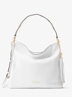 0ee38e2ece43 Brooklyn Large Leather Shoulder Bag