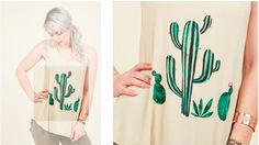 Revive an old T-shirt