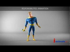 Daniel Meitin - Character Animation Reel 2012 - YouTube