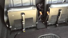 3rd row Jeep Wrangler Unlimited Seating from LittlePassengerSeats