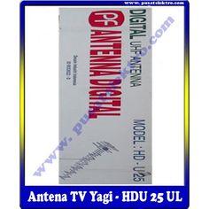 ANTENA TV UHF ( YAGI HDU-25UL )  Benefit & Keuntungan Yang Anda Dapatkan :  - 1 Unit Antena UHF type ( YAGI HDU-25UL ) - 10 Meter Kabel Coaxial 5C - 1 Buah Jeck TV & Connector Drat - Free Instalasi & Setting Channel TV - Garansi Teknis 1 Bulan - Bisa Parallel ke Beberapa TV  Pesan & Pasang Sekarang Juga...!!!  Pusat Elektro  Phone : (021)  560 5533 Mobile : 0812 8930 5533 W.A.   : 0859 5905 5000  Info Lengkap :http://www.pusatelektro.co