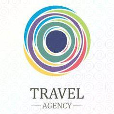 Travel Agency logo by Serdal Sert