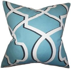 The Pillow Collection Curan Geometric Bedding Sham