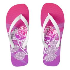 BLING PALM TREE Victorias Secret PINK Slide Sandals Beach SINGLE STRAP M 7//8